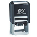 2000Plus Printer Self-Inking Dater