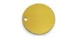 """BKLTC15 - Luggage Tag Round 1-1/2"""" Diameter (O.M.)"""