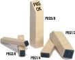 Wood Peg Stamp