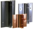 """WCOH210 - 2""""x10"""" Corridor Wall Holder Only (O.M.)"""