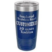 CAMEL20 - 20 Ounce Insulated Stainless Tumbler (O.M.)