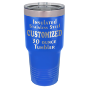 CAMEL30 - 30 Ounce Insulated Stainless Tumbler (O.M.)